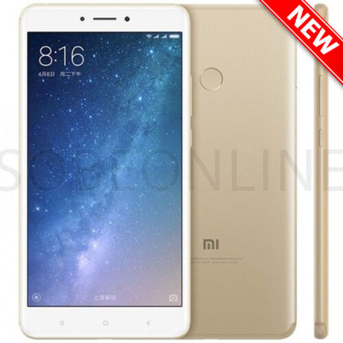 "Xiaomi Mi Max 2 32GB Gold (FACTORY UNLOCKED) 6.44"" 4GB Ram 12MP Dual Sim"