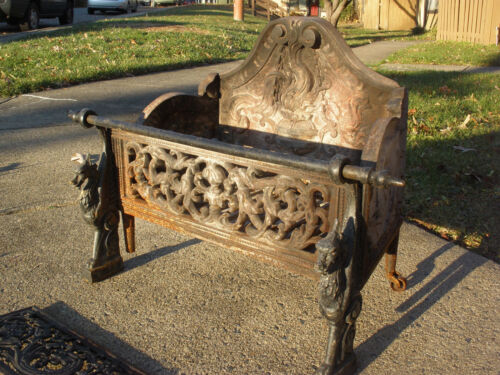 Fireplace Coal Insert Victorian c1888 with historic provenance