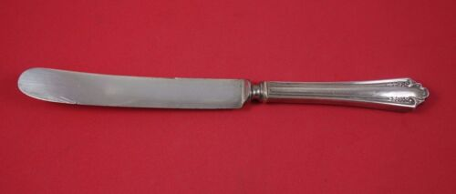Shenandoah by Alvin Sterling Silver Dinner Knife Blunt 10""