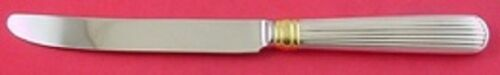 """Ashmont Gold by Reed and Barton Sterling Silver Dinner Knife 9 7/8"""""""