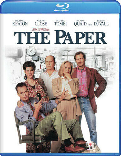 Paper (REGION A Blu-ray New)