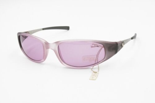 Biker womens sunglasses sporty shades STING mod. 6207, pink lenses and eye wire