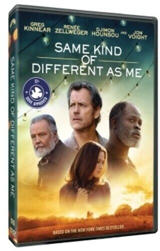 Same Kind Of Different As Me (REGION 1 DVD New)