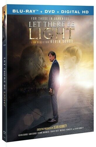 Let There Be Light - 2 DISC SET (REGION A Blu-ray New)