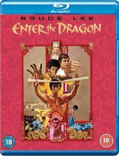 Enter the Dragon - Blu-ray Region A Free Shipping!
