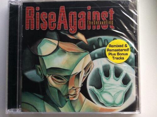 Rise Against - The Unraveling (Remixed & Remastered), neu & versiegelt