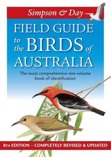 Field Guide to the Birds of Australia by Nicolas Day Paperback Book Free Shippin