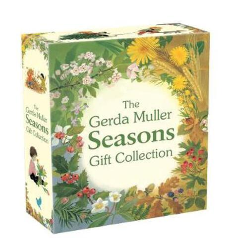 The Gerda Muller Seasons Gift Collection: Spring, Summer, Autumn and Winter by G