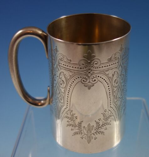 Edward C. Brown English Sterling Silver Baby Cup HMS Duchess of Devonshire #2171