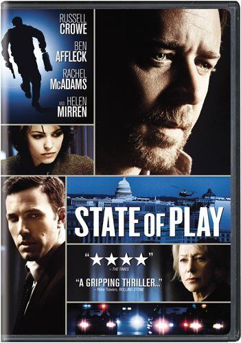 State of Play (DVD - Disc Only)