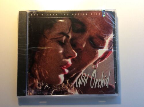 WILD ORCHID CD - Music from the Motion Picture, neu & versiegelt