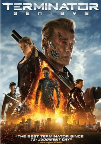 Terminator: Genisys (DVD - DISC ONLY)