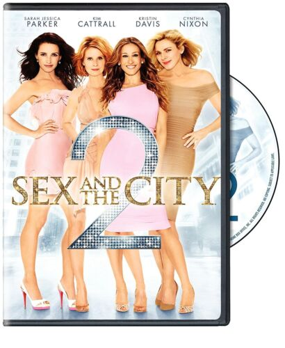 Sex and the City 2  (DVD - Disc Only)