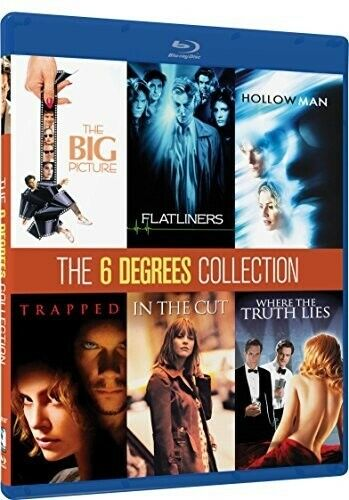 6 Degrees Collection: Kevin Bacon - 2 DISC SET (REGION A Blu-ray New)