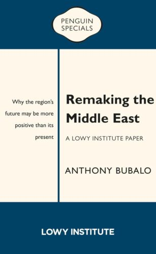 Remaking the Middle East by Anthony Bubalo Paperback Book Free Shipping!