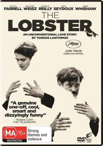 Lobster - DVD Region 2 Free Shipping!