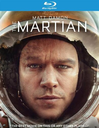The Martian (Blu-ray - Disc Only)