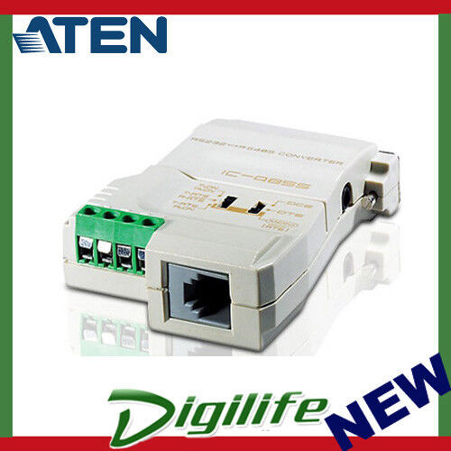 Aten RS232 to RS-485 Bidirectional Converter  IC-485S