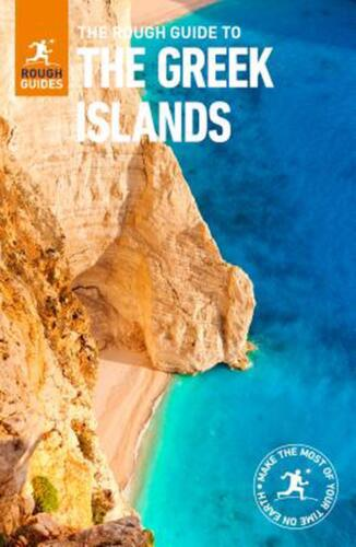 The Rough Guide to the Greek Islands (Travel Guide) by Rough Guides Paperback Bo
