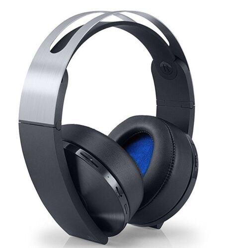 GENUINE SONY PS4 PLATINUM WIRELESS HEADSET[GAMING] w/ MIC Headset Only