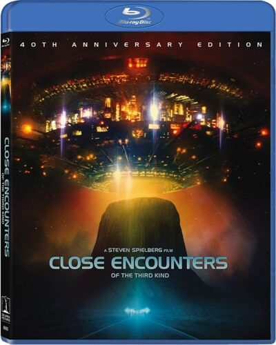 Close Encounters of the Third Kind (Blu-ray - Disc Only)