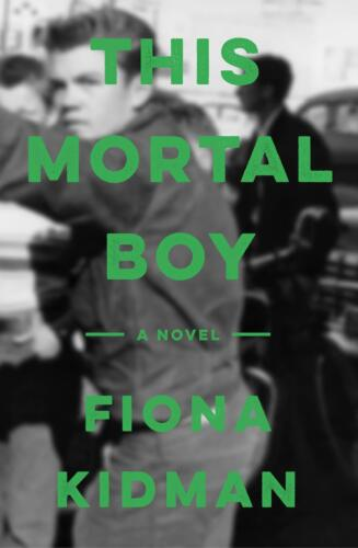 This Mortal Boy by Fiona Kidman Paperback Book Free Shipping!