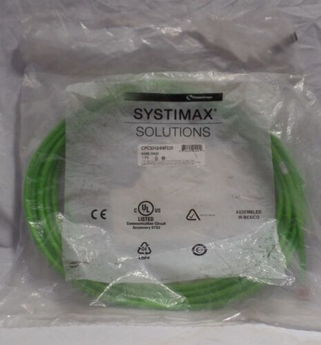 NEW CommScope Systimax GS8E-GN20 Stranded Cordage Modular Patch Cord