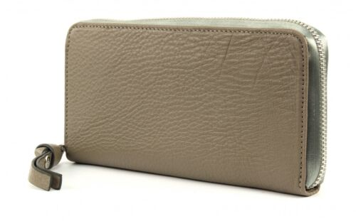 GEORGE GINA & LUCY Borsa Leather Nown Waletta Wallet Mudsilver