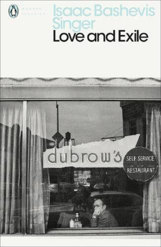 Love and Exile by Isaac Bashevis Singer (English) Paperback Book Free Shipping!