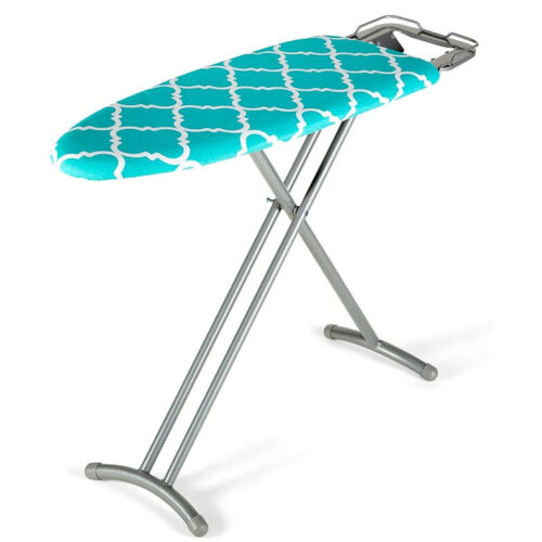 Westinghouse 36in Foldable/Portable Ironing Board w Cover/Iron Rest for Clothes