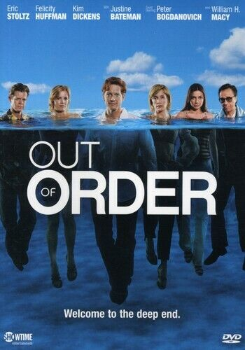 Out of Order (2006, DVD NEW)