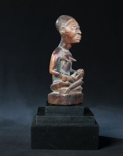 Yombe, Phembe Maternity Statue, Democratic Republic of Congo, African Art