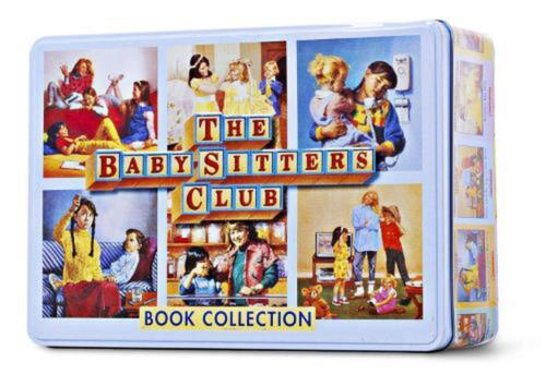 Baby-Sitters Club Book Collection by Ann Martin (English) Paperback Book Free Sh