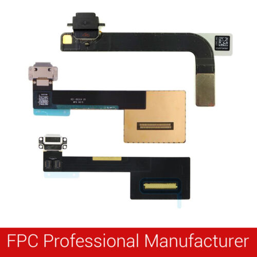 For iPad USB Charging Port Dock Connector Flex Cable Replacement Pro/Air/Mini SE