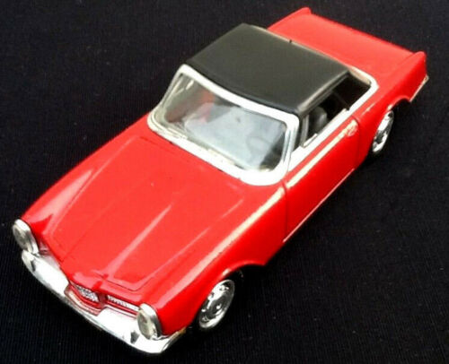 Voiture miniature  Facel Vega 2  (1962)  Solido