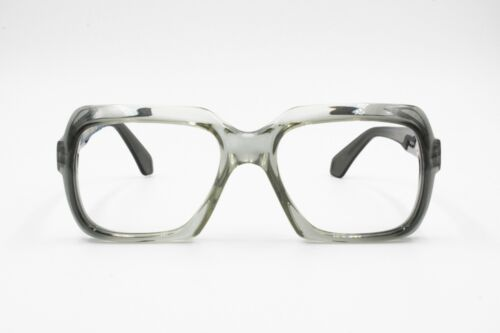 RODENSTOCK Exclusiv 554 Alpin squared thick sheet acetate frame, Pat.Pending NOS