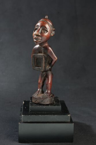 Yombe, Power Statue, Democratic Republic of Congo, African Art