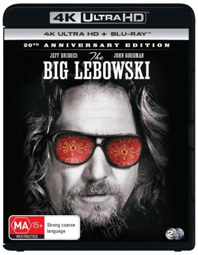 The Big Lebowski| Blu-ray + Digital Copy - Blu Ray Region B Free Shipping!
