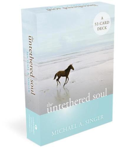 The Untethered Soul: A 52-Card Deck by Singer Michael A. (English) Free Shipping