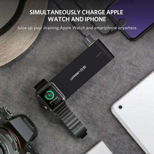 Ugreen Wireless Power Bank 2200mAh - Apple Watch + iPhone or SmartPhone Charger