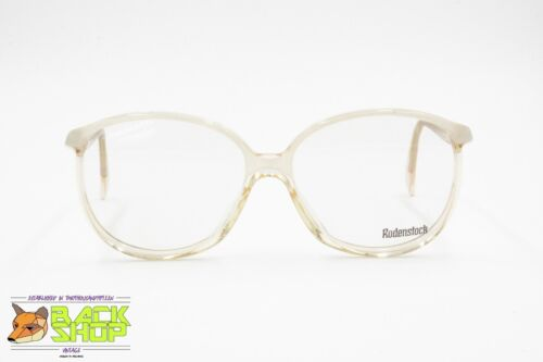 RODENSTOCK 923 Lady R, Vintage women frame pearly-looking acetate, New Old Stock