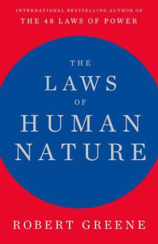 The Laws of Human Nature by Robert Greene Paperback Book Free Shipping!