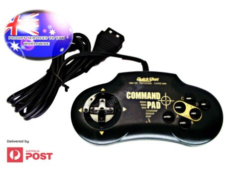 COMMAND PAD PC GAME PORT 15 PIN CONTROLLER VERY RARE SUIT PC MIDI SOUNDCARD +FP!