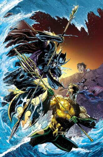 Aquaman by G. Johns Paperback Book Free Shipping!