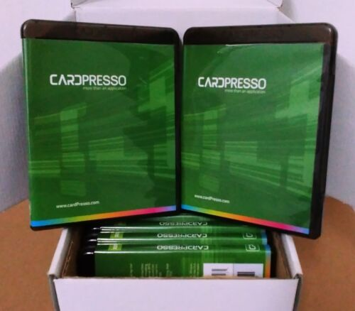 CardPresso XM Edition ID Card Design Software