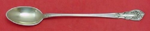 """Chateau Rose by Alvin Sterling Silver Iced Tea Spoon 7 1/2"""""""