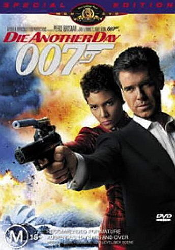 M16 BRAND NEW SEALED Special Edition - Die Another Day (DVD, 2003, 2-Disc Set)