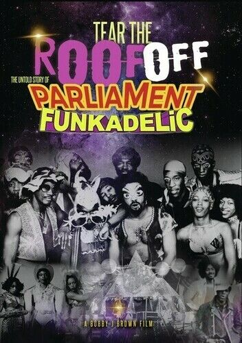 Tear The Roof Off: Untold Story Of Parliament (REGION 1 DVD New)
