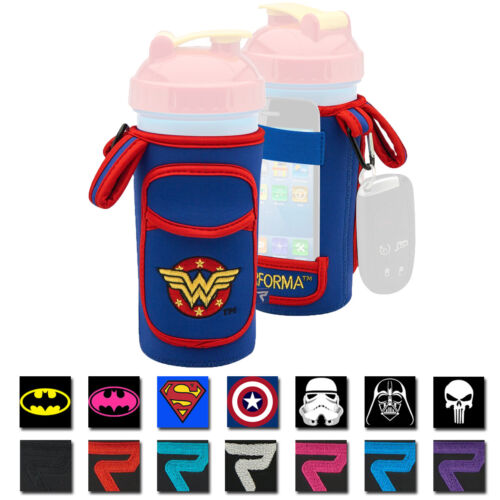 Performa FitGO Insulated Water-Resistant Shaker Cup Holder Sleeve <br/> Exclusive Seller of Performa on eBay
