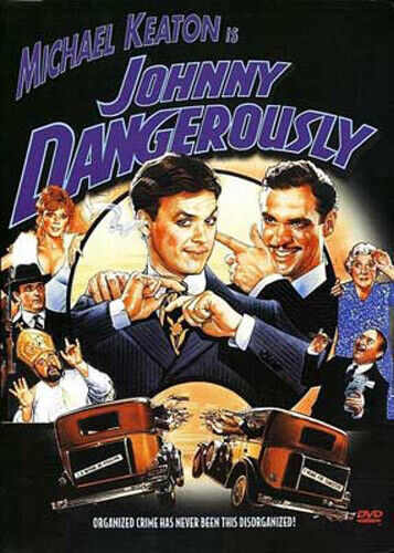 Johnny Dangerously DVD NEW